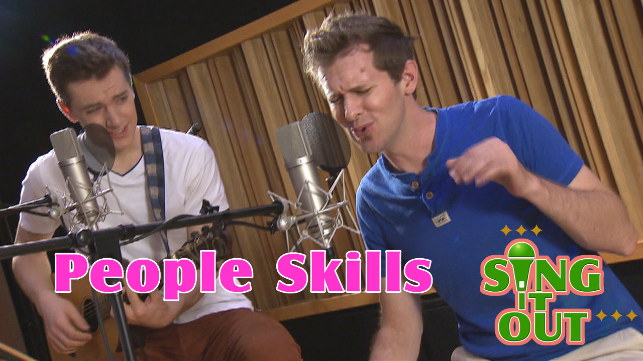 【Sing It Out】Good tips for having good people skills