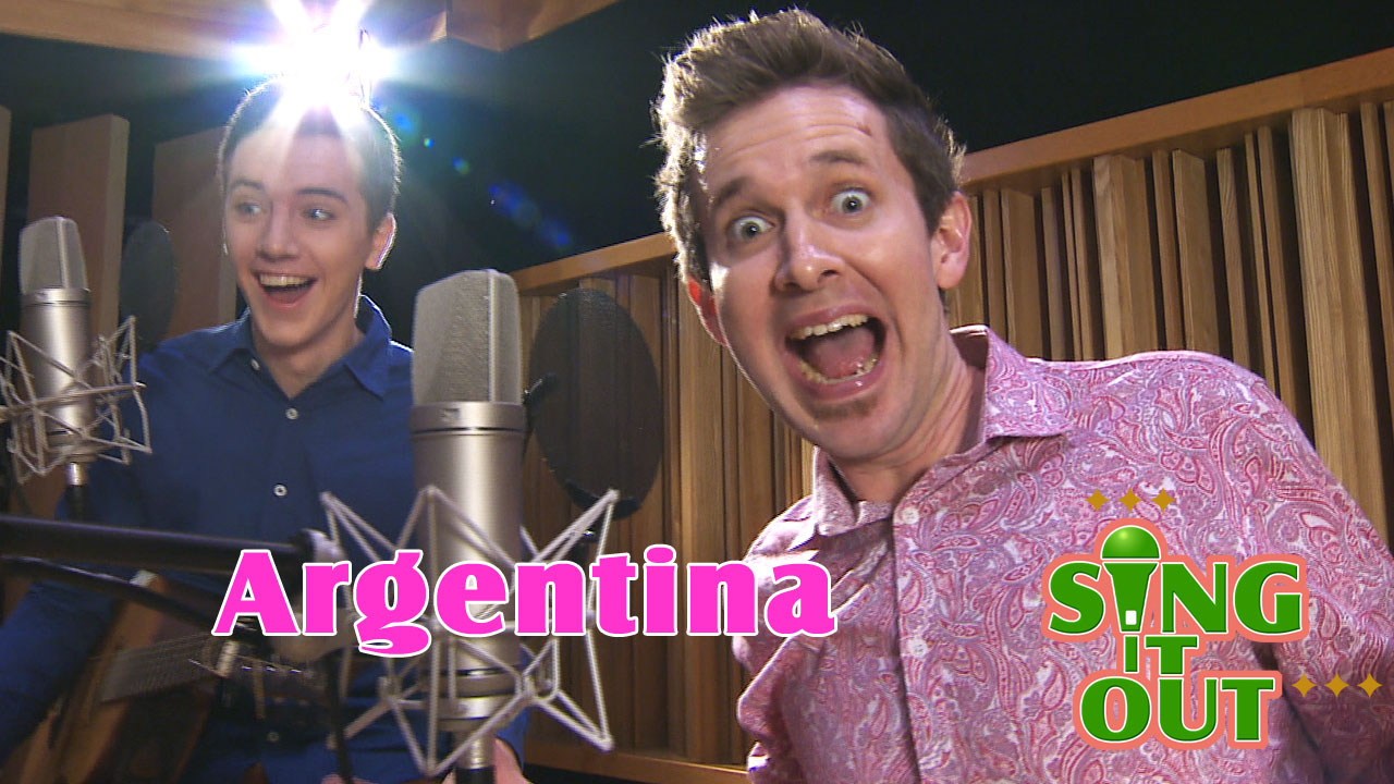 【Sing It Out】Argentina