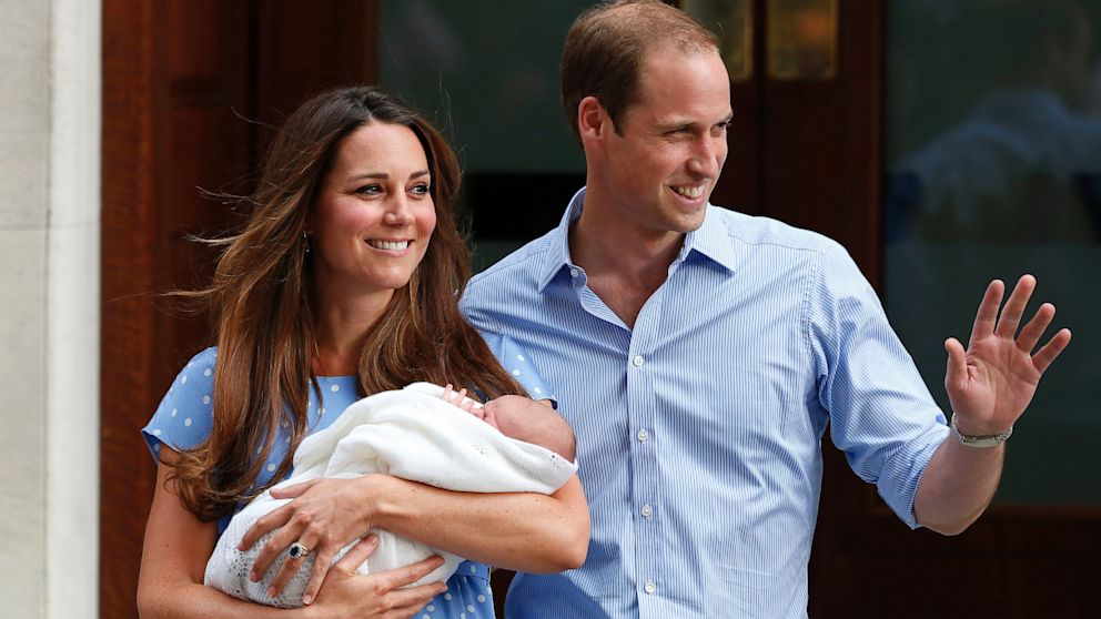 Today is Princess Kate's due date for her first baby. ...