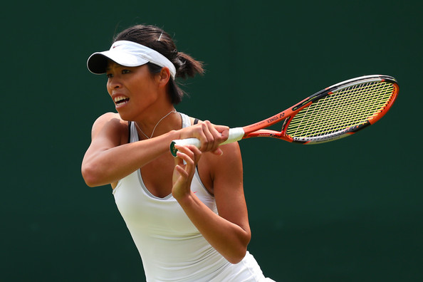 Congratulations to Hsieh Su-wei for winning Wimbledon! Hsieh and her ...