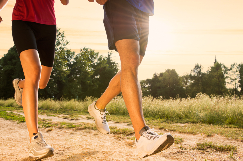 Choose a running partner carefully. Finding the right person can ...