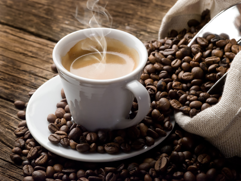 What is your favorite coffee drink?